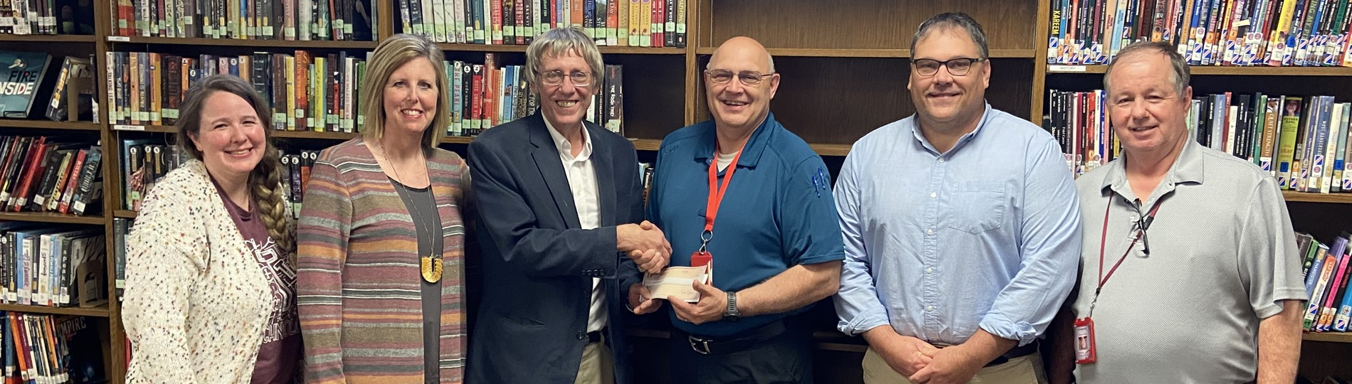 Crockett County Middle School Awarded $4,000 Utrust Grant
